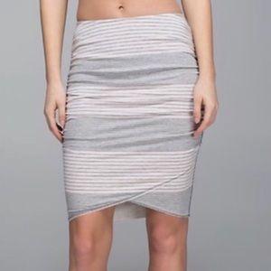 Lululemon Breezy Reversible skirt